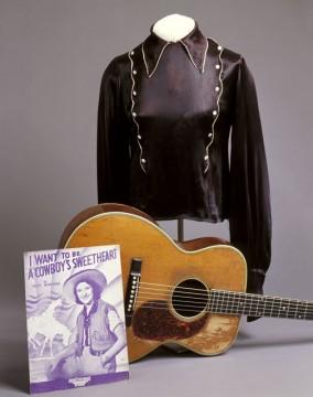 Patsy Montana's Guitar