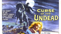 Curse of the Undead (1959) poster